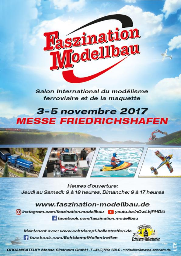 FASZINATION MODELLBAU FRIEDRICHSHAFEN 2017